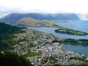 Queenstown from Skyline Gondola