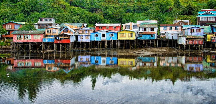 Stilt Houses_Castro_Chile