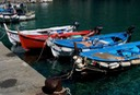 Vernazza fishing boats